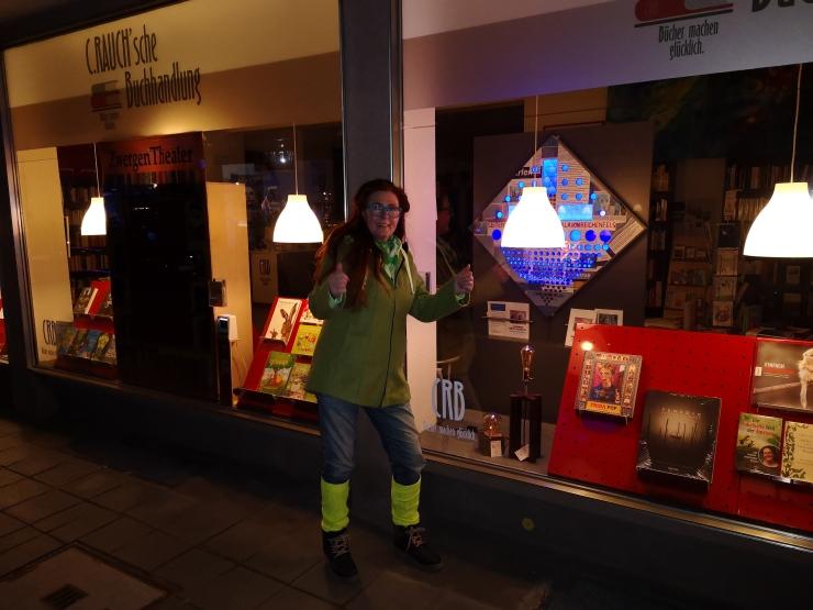 Nürnbergs bester Buchladen ist        C. Rauch'sche Buchhandlung